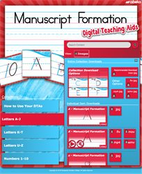 Manuscript Formation Digital Teaching Aids