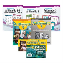 Grade 3 Arithmetic Parent Kit