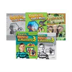Grade 3 Science/Health Child Kit