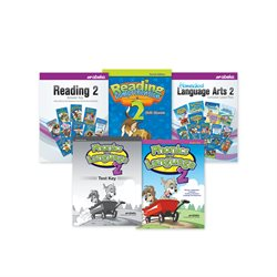 Grade 2 Language Arts Parent Kit