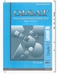 OLSAT—Level B