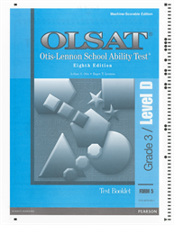OLSAT—Level D