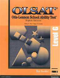 OLSAT—Level G
