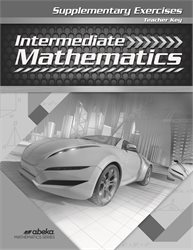 Intermediate Mathematics Supplementary Exercises Teacher Key—New