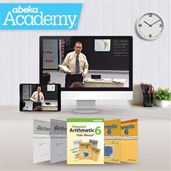 Arithmetic 6 Video Instruction