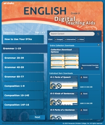 English 9 Digital Teaching Aids