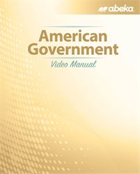 American Government Video Manual—Revised