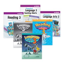 Grade 3 Language Arts Parent Kit—Revised