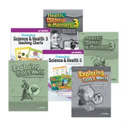 Grade 3 Science/Health Parent Kit