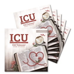 In Christ Unconditionally (ICU): OT Case Studies Bundle (1 Leader Guide, 5 Participants)