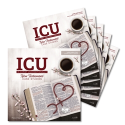 In Christ Unconditionally (ICU): NT Case Studies Bundle (1 Leader Guide,  5 Participants)