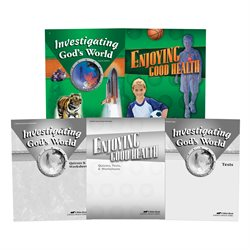 Grade 5 Science/Health Child Kit  (Unbound)