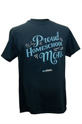 Proud Homeschool Mom T-shirt
