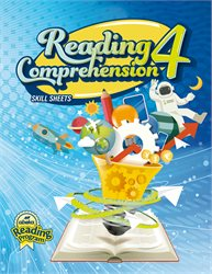 Reading Comprehension 4 Skill Sheets—New