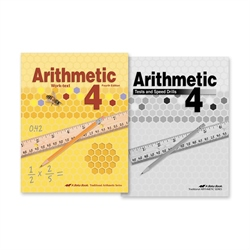 Grade 4 Arithmetic Child Kit