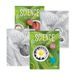 Life Science 7 Homeschool Student Kit