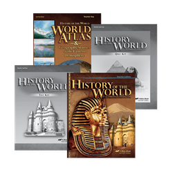 World History 7 Parent Kit