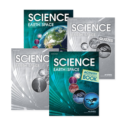 Earth and Space Science 8 Homeschool Student Kit