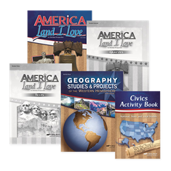 U.S. History 8 Homeschool Student Kit