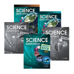 Earth and Space Science 8 Parent Kit