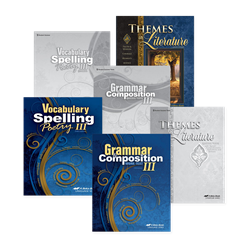 Language Arts: English 9 Homeschool Student Kit