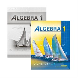 Algebra 1 Homeschool Student Kit