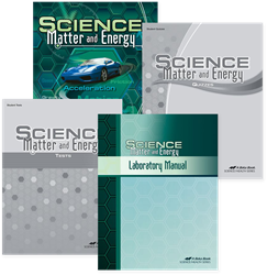 Physical Science Homeschool Student Kit