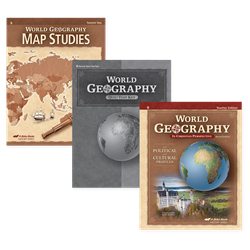 World Geography Parent Kit