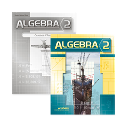 Algebra 2 Homeschool Student Kit