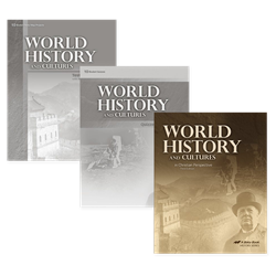 World History 10 Homeschool Student Kit