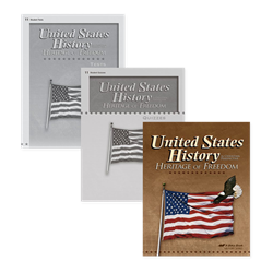 U.S. History 11 Homeschool Student Kit
