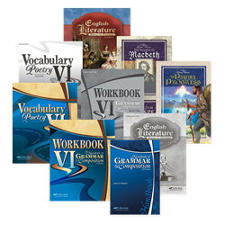 Language Arts: English 12 Homeschool Student Kit