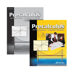 Precalculus Homeschool Student Kit