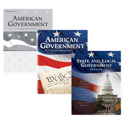American Government Homeschool Student Kit