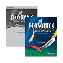 Economics Homeschool Student Kit