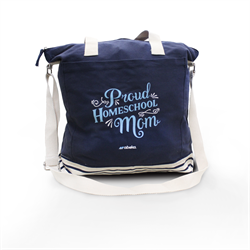 Proud Homeschool Mom Tote