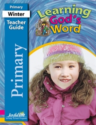 Learning God's Word Primary Teacher Guide