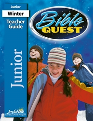 Bible Quest Junior Teacher Guide