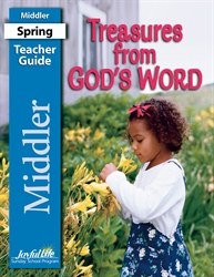 Treasures from God's Word Middler Teacher Guide