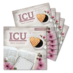 In Christ Unconditionally (ICU): Heart Conditions Bundle (1 Leader Guide,  5 Participants)