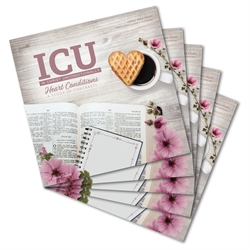 In Christ Unconditionally (ICU):Heart Conditions Participant Bundle (Pack of 5)