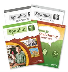 Spanish 1 Video Teacher Kit—Revised