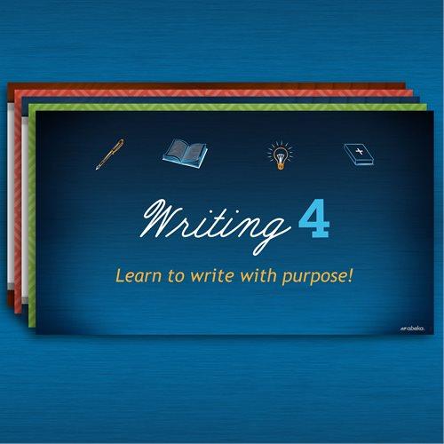 Writing 4 Digital Teaching Slides