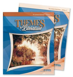 Themes in Literature Teacher Edition Volumes 1 and 2—Revised