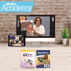 K4 Bible Video Instruction – Independent Study (unaccredited)