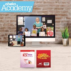 K5 Bible Video Instruction – Independent Study (unaccredited)