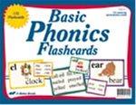 Basic Phonics Flashcards (Unbound)