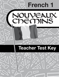 French 1 Test Key