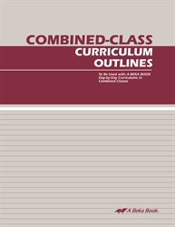 Combined Class Curriculum Outlines