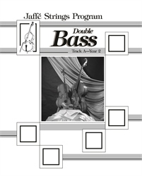 Jaffe Strings Track A Year 2 Bass Book